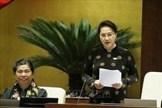 越南第十四届国会第七次会议:专题询问活动落下帷幕