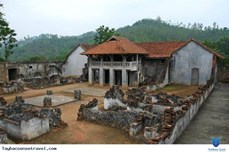 Quy hoạch bảo quản, tu bổ Di tích quốc gia đặc biệt Nhà tù Sơn La