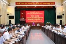 """Chương trình 02-CTr/TU của Thành ủy Hà Nội về """"Phát triển nông nghiệp, xây dựng nông thôn mới, nâng cao đời sống nông dân giai đoạn 2016-2020"""":"""