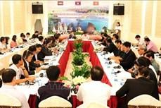 柬老越加强旅游产业合作资源对接 实现互利共赢