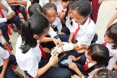 Đẩy mạnh các hoạt động bảo vệ, chăm sóc, giáo dục trẻ em