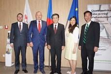 捷克加强与越南的贸易合作