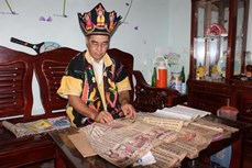 Người giữ lửa văn hóa dân tộc Cao Lan
