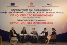 EVFTA和EVIPA:企业开拓市场的机会