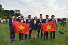 国际数学奥林匹克竞赛主席称赞越南数学培训模式