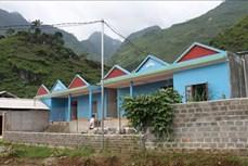 Cuộc sống mới của người dân tái định cư vùng lũ Tùng Nùn, Hà Giang