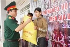 Gia Lai hỗ trợ gạo mùa giáp hạt cho đồng bào dân tộc thiểu số biên giới