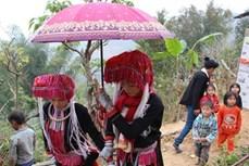Đám cưới của người Sán Chỉ ở Cao Bằng