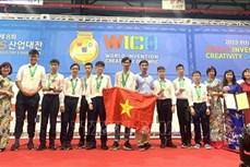 Lần đầu tiên học sinh Việt Nam giành điểm cao tuyệt đối phần thi thực hành tại Olympic Hóa học quốc tế năm 2019