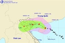第三号台风防范工作:派工作组赴各重要地方指导防台风工作