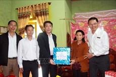 Lâm Đồng: Bàn giao nhà tình nghĩa cho gia đình chính sách ở huyện Đam Rông