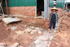 Giải quyết nỗi lo sau lũ ở Đắk Lắk