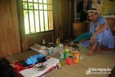 Người Thái Nghệ An hết vận may lại làm lễ xin thêm