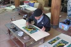 Hoàn thiện hồ sơ tranh dân gian Đông Hồ đệ trình UNESCO
