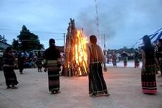 Độc đáo lễ Tăm Blang M'prang Bon của người M'nông Preh