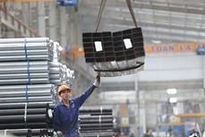 越南和发集团钢材产品征服南方市场