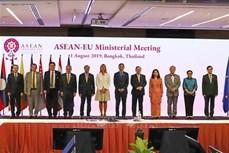 越南政府副总理范平明:越南愿同东盟各国一道促进与各伙伴国的有效务实合作关系