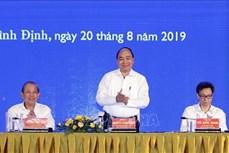 Thủ tướng Nguyễn Xuân Phúc: Các tỉnh miền Trung cần luôn lấy lợi ích Vùng làm ưu tiên trong phát triển