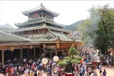 Phát triển Khu du lịch quốc gia Núi Sam trở thành trung tâm du lịch văn hóa tâm linh của cả nước