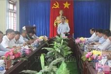 Chủ tịch Ủy ban Trung ương Mặt trận Tổ quốc Việt Nam dẫn đầu thăm và làm việc tại tỉnh Đắk Nông