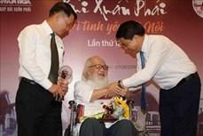 Lễ trao Giải thưởng Bùi Xuân Phái - Vì tình yêu Hà Nội năm 2019