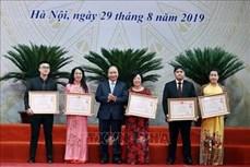 阮春福总理:使文化成为经济发展的基础和国家的内在力量
