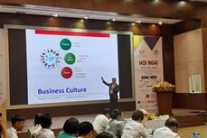 红河平原大力推进越南企业文化建设