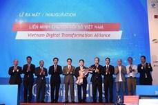 越南数字化转型联盟正式亮相