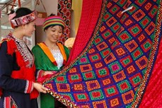 Khai mạc Festival Văn hóa tơ lụa, thổ cẩm Việt Nam - Thế giới lần thứ V