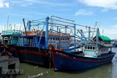 越南政府第67号议定助力渔民靠海谋生