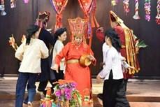 Múa nghi lễ của đồng bào dân tộc thiểu số