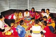 Trung tâm Công tác xã hội tỉnh Lào Cai vun đắp ước mơ cho những đứa trẻ mồ côi