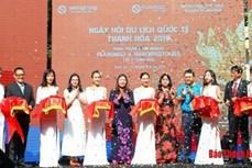 清化省举行2019年国际旅游展销会