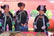 Ngày hội văn hóa và Tết lúa mới của dân tộc Bố Y ở Hà Giang