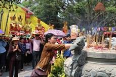 Gần 12 vạn lượt du khách về với Khu di tích quốc gia đặc biệt Côn Sơn – Kiếp Bạc