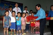 Kiên Giang cải thiện đời sống của đồng bào dân tộc thiểu số