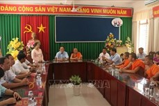 Đồng bào Khmer Sóc Trăng vui Lễ Sene Dolta
