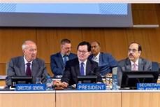 杨志勇大使:国际社会高度评价越南WIPO成员国大会主席的协调作用