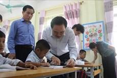 Vùng lũ Quan Sơn sẵn sàng cho năm học mới 2019-2020