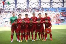 2022世界杯亚洲区预选赛第一轮:越南队对阵泰国队