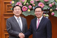 政府副总理王廷惠:越南对环境友好型的高科技项目提供特殊优惠政策