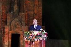 Thủ tướng Nguyễn Xuân Phúc dự Lễ kỷ niệm 20 năm Đô thị cổ Hội An, Khu đền tháp Mỹ Sơn được công nhận Di sản văn hóa thế giới