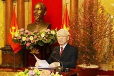 Việt Nam - đối tác tin cậy vì hòa bình bền vững