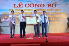 Dồm Cang - xã thứ hai của huyện biên giới Sốp Cộp cán đích nông thôn mới