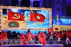 胡志明市举行越南共产党建党90周年纪念活动