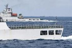 印度尼西亚:中国船只继续侵犯该国专属经济区