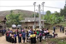 Gần 2000 hộ dân ở Sơn La có điện lưới Quốc gia trước Tết Nguyên đán