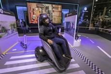 Ấn tượng các thiết bị chăm sóc y tế thông minh tại triển lãm ở Mỹ