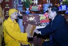 越南佛教协会一向与民族的发展并肩同行