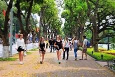 2020年河内市力争接待游客量达到3200万人次的目标